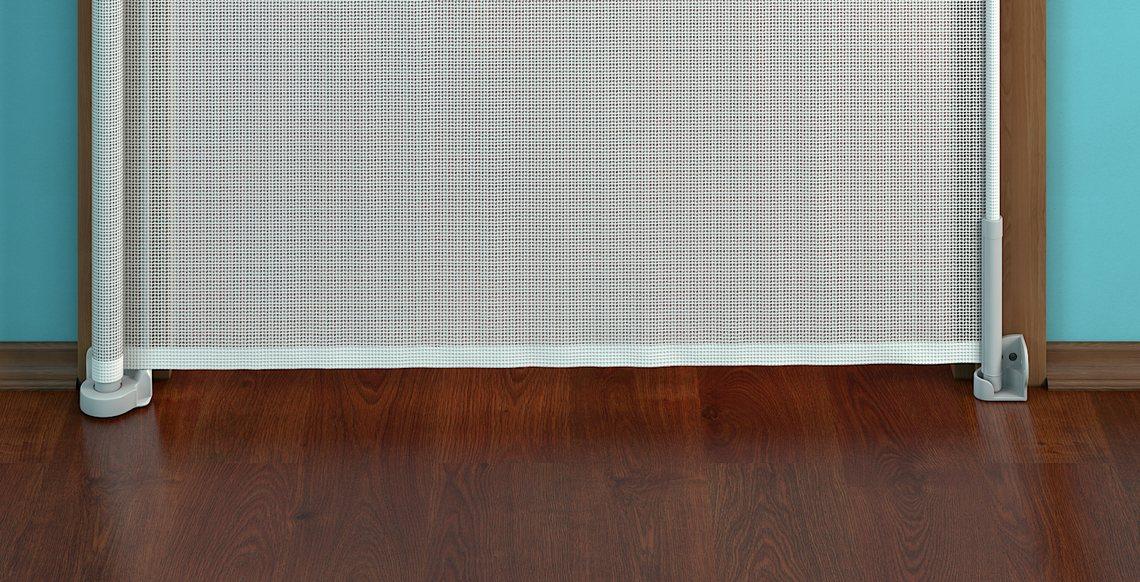 Great Gaterol U2013 Ausziehbare Treppen  Und Türschutzgitter Rollo Amazing Design